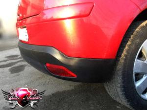 Покрытие автомобиля карбоновой плёнкой в автосервисе Autostyling - 1