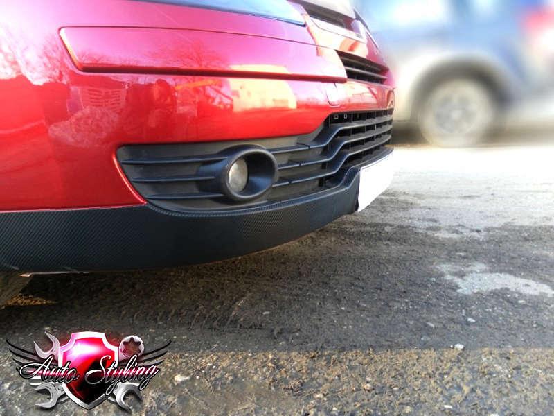 Покрытие автомобиля карбоновой плёнкой в автосервисе Autostyling - 6