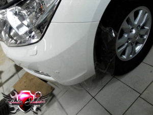 Покрытие автомобиля глянцевой плёнкой в автотехцентре Auto Styling - 3